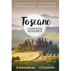 Toscane reisgids rondreis (PDF)