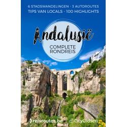 Andalusië reisgids rondreis (PDF)