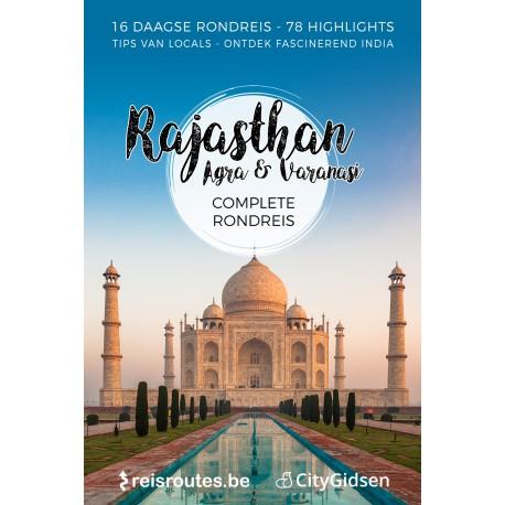 Rajasthan reisgids rondreis (PDF)