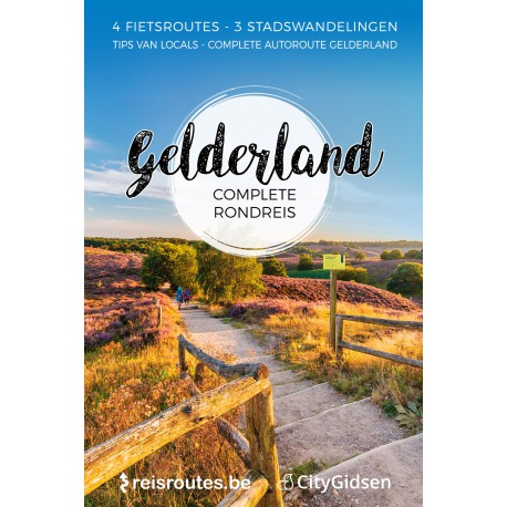Gelderland reisgids rondreis (PDF)