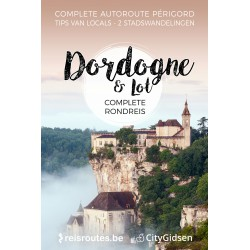 Dordogne en Lot Rondreis (PDF)