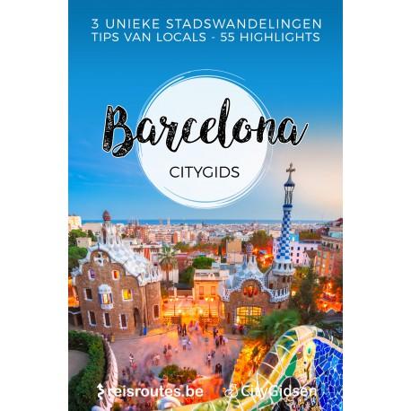 Barcelona Citygids (PDF)