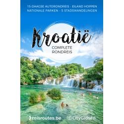 Kroatie Rondreis (PDF)