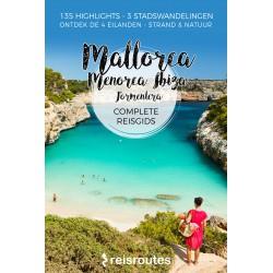 Mallorca, Menorca, Ibiza & Formentera Reisgids (PDF)