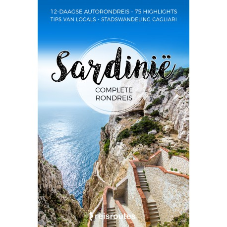 Sardinië rondreis reisgids