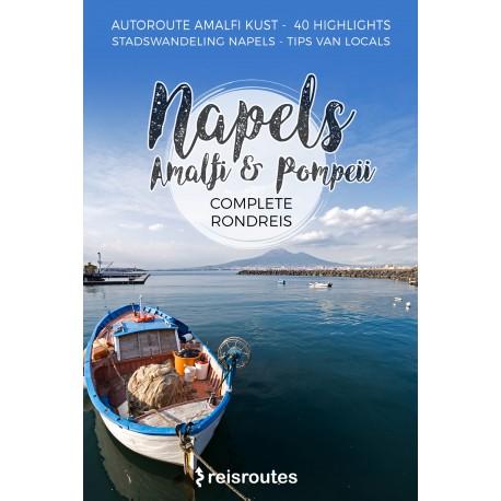 Napels, Amalfi en Pompeii reisgids rondreis (PDF)