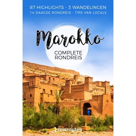 Marokko Rondreis (PDF)