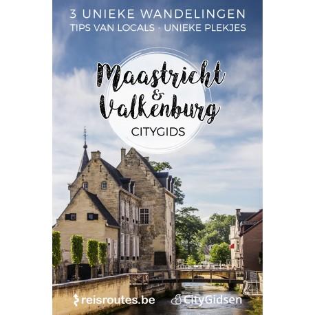 Maastricht & Valkenburg stadsgids Citygids (PDF)