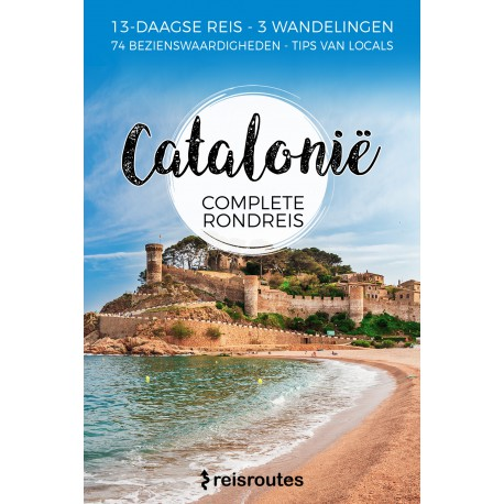 Catalonië Rondreis (PDF)