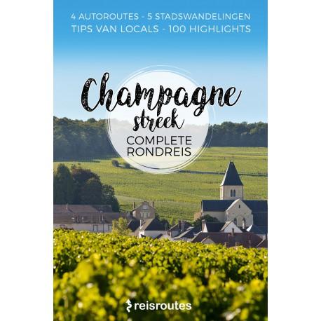 Champagne streek reisgids rondreis (PDF)