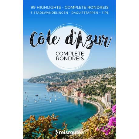 Côte d'Azur Rondreis (PDF)