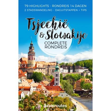 Tsjechië & Slowakije Rondreis (PDF)