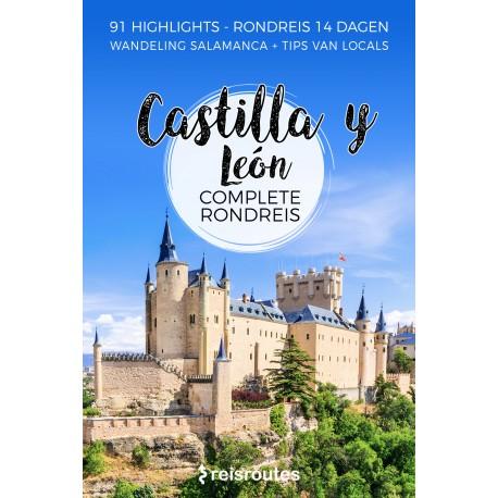Castilla y León Rondreis (PDF)