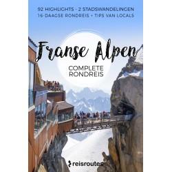 Franse Alpen Rondreis (PDF)