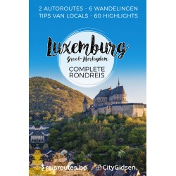 Groothertdogdom Luxemburg Rondreis (PDF)